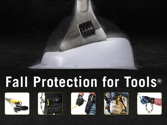 Fall Protection for Tools from Capital Safety