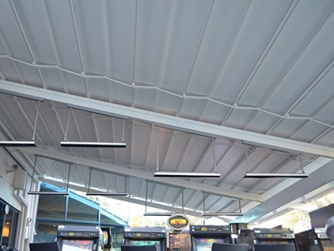 Retractable Waterproof Roofs and Pergolas from Issey Sun Shade Systems