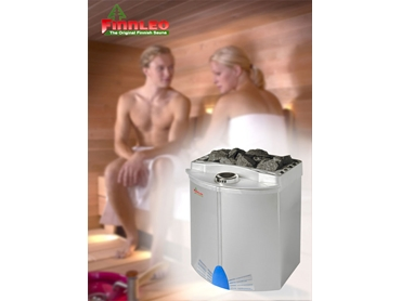Relax and Unwind with Luxurious Saunas and Steam Rooms from Finnleo