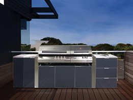 Elementa Modular Outdoor kitchen system