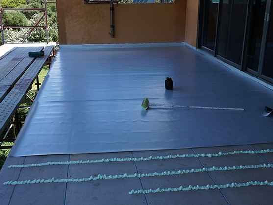 Cosmofin PVC waterproofing membranes: the economical solution