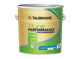 Taubmans Pure Performance for Internal and External Painting Needs