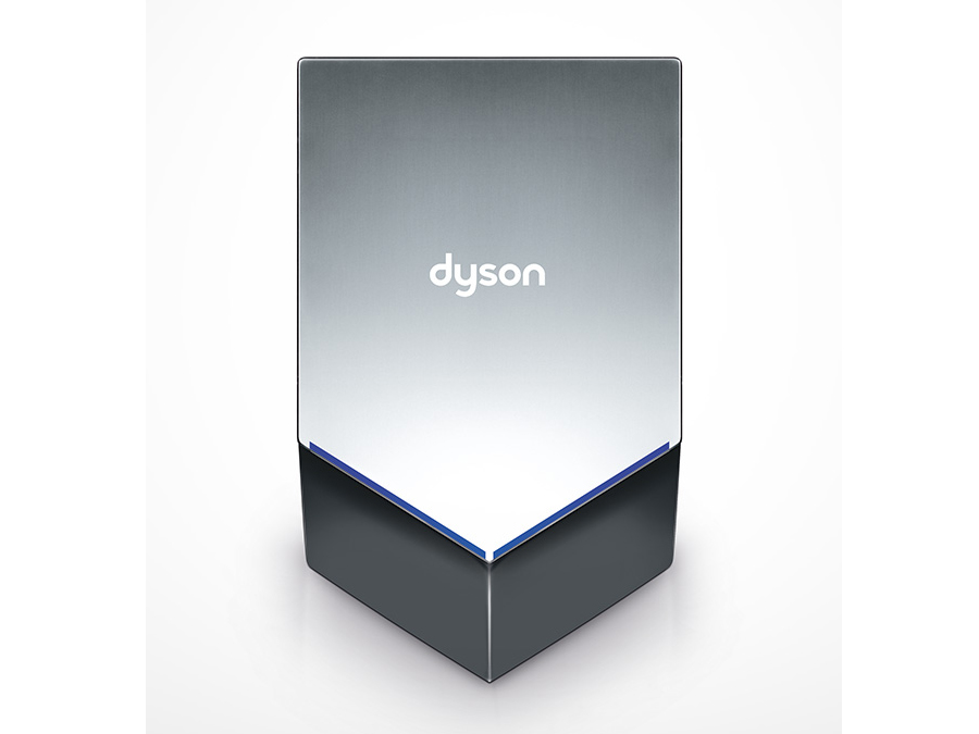 Dyson Airblade™ V -  The most hygienic hand dryer is now 35% quieter