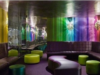 Euromir® used in VIP rooms