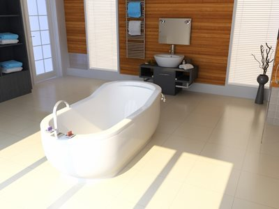 Innova Durafloor Bathroom