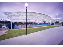 Architectural Tensile Fabric Membrane Structures by Fabritecture