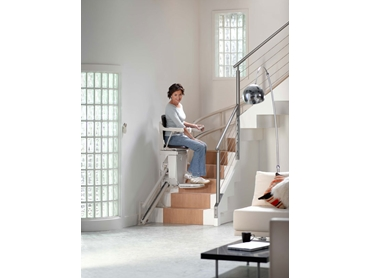 Stannah Modern Electric Stairlifts by P. R. King & Sons