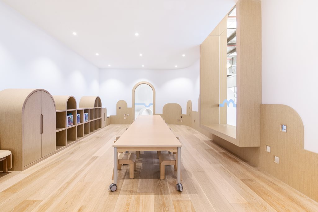 The Architect And Child S Dream New Sydney Family Centre