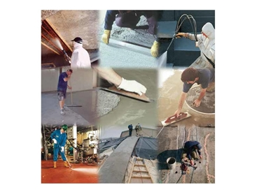 Concrete Repair and Protection Systems from BASF