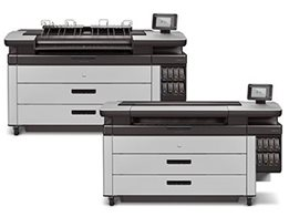 HP PageWide XL 5100 Printer series