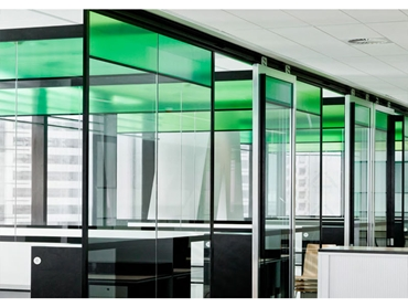 Glazed Partitioning Suites for Office and Commercial Fitouts