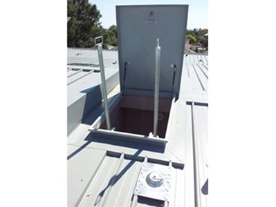 Roof Access Hatches by AM BOSS Access Ladders Pty Ltd l jpg
