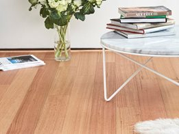 New Generation: Engineered Australian hardwood flooring