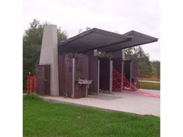 Concrete Amenity Buildings and Restrooms from Moodie Outdoor Products.
