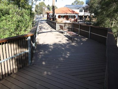 Futurewood CleverDeck Solid Composite-Timber Deck Trail