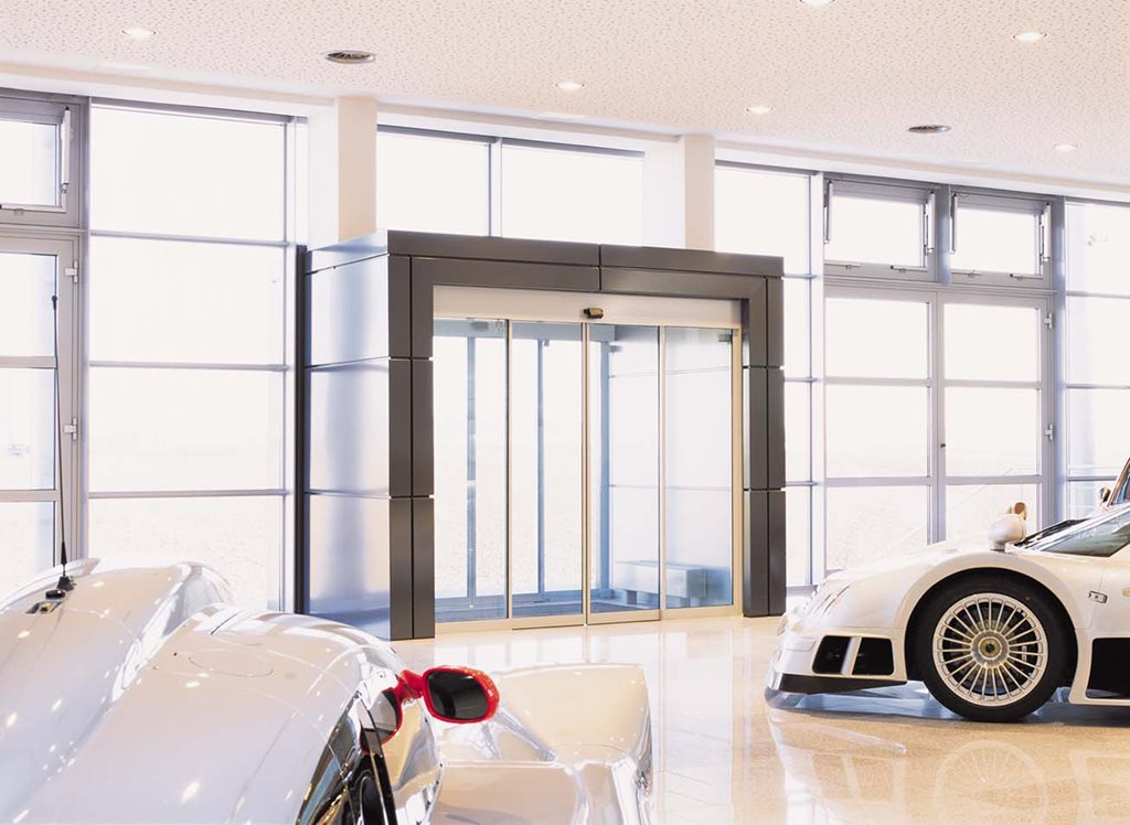 Hafele Australia and Geze Innovative Door Controls