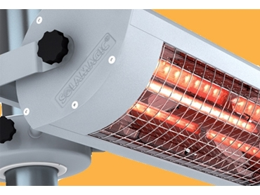 Eco Friendly Infrared Outdoor Heating Solutions From