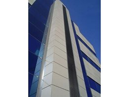 Porcelain Exterior and Facade Cladding
