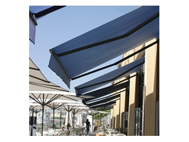 Awning Fabrics With Water Resistant and Self Cleaning Design from Dickson