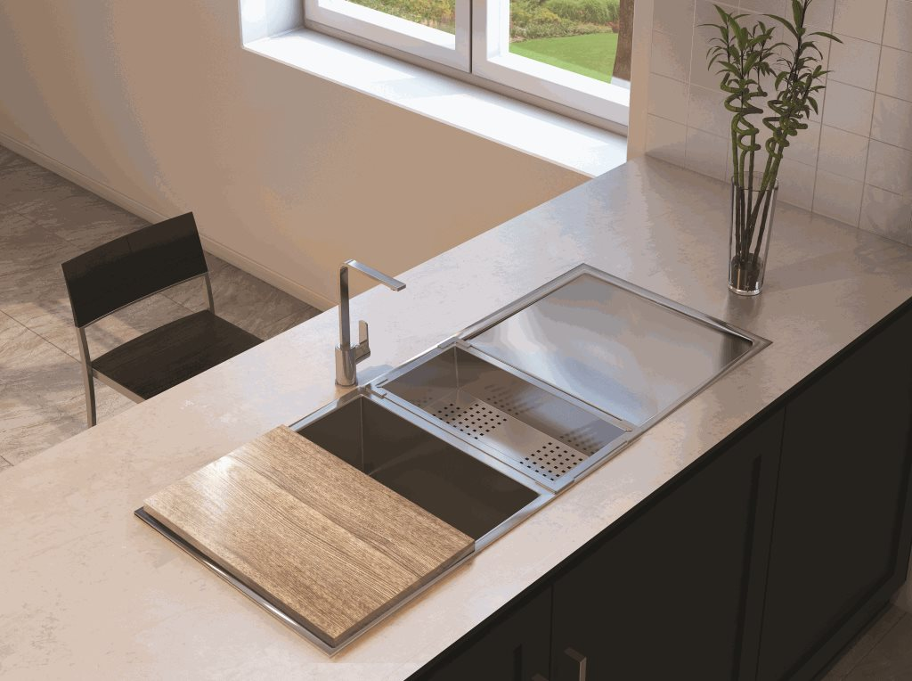 Squareline Plus Sink Range Architecture And Design
