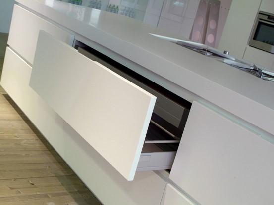Corian Kitchen - Corian Doors Varenna & Corian® for doors | Architecture And Design