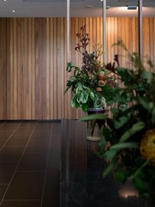 Wellington Architectural Omega Panel - Timber cladding panel