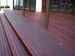 Urbanline Offers Choice and Quality in Decking