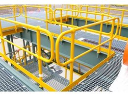 Weldlok® Balltube® Handrail Systems in Steel, Aluminium and Fibreglass FRP