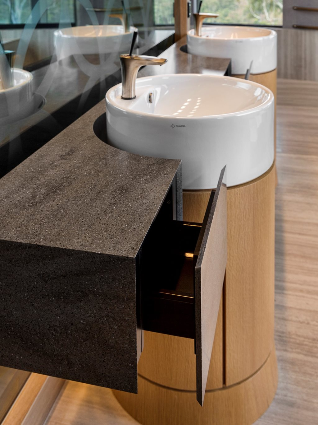 Corian® for doors | Architecture & Design