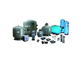 Commercial And Industrial Fibreglass Water Filters from Waterco