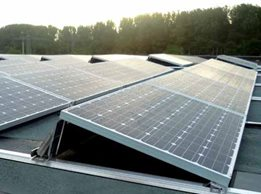 AluGrid Flat roof System