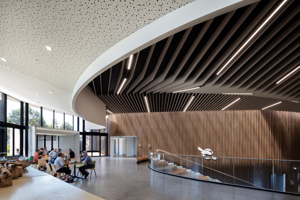 Taronga Institute of Science and Learning interior