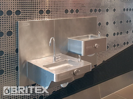 Drinking Fountains, for a range best suit our environment and creating solution for all users to have accessibility