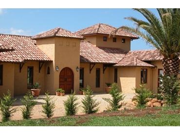 Curvado Range of Spanish Terracotta Roof Tiles by Bristile