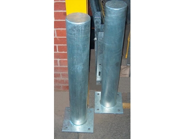Bollards for Commercial and Industrial Sites from Armco Barriers
