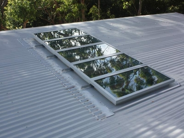 The Skyspan Opening Roof Window are specifically manufactured for Australian conditions
