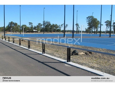 Nexus® Perimeter Barriers and Bollards from Moddex
