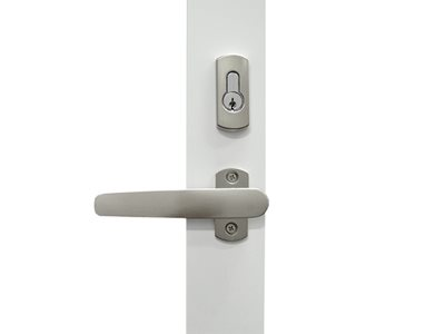 Detailed product image of bi fold lock system