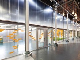 Rodeca Partition Walls from Architectural Building Elements
