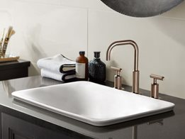 Carillon basins by Kohler
