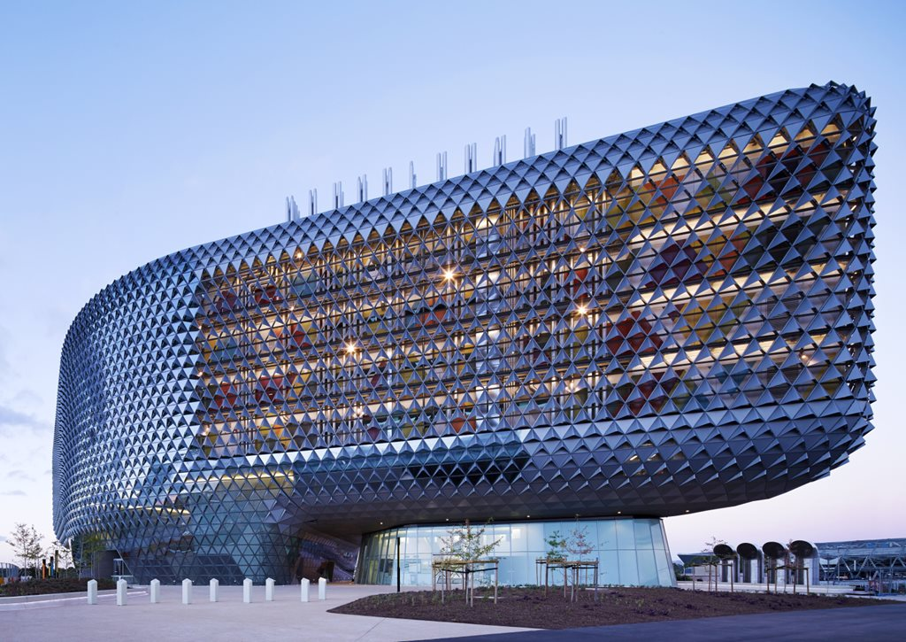 The south australian health and medical research institute for Architecture adelaide uni