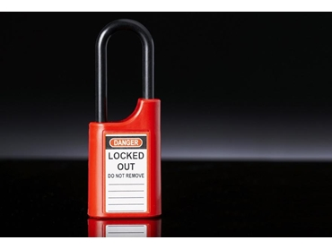 Electrical Safety Lockout Padlocks by Lockwood