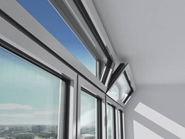 Schüco aluminium window systems for inclusion in residential and commercial projects, structural façades and curtain-walling