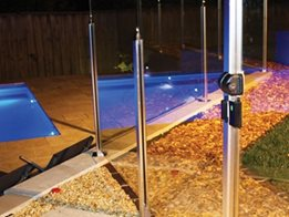 Gateminder® Next Generation Pool Gate Alarm from Dimension One Glass Fencing