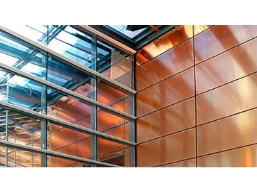 Natural Metal Composite Panels from HH Robertson