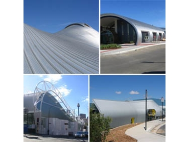 Aluminium Roof And Wall Cladding Systems by Kalzip l jpg