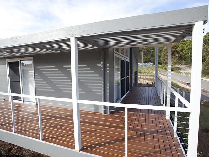 DecoDeck durable, low maintenance decking