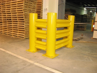 Bollards for Commercial and Industrial Sites from Armco Barriers l jpg
