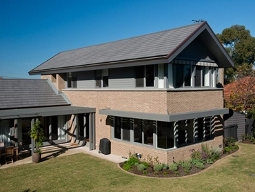Long Term Appeal With Boral Terracotta Roof Tiles Architecture Design