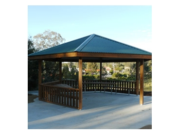 Gazebos for Parks